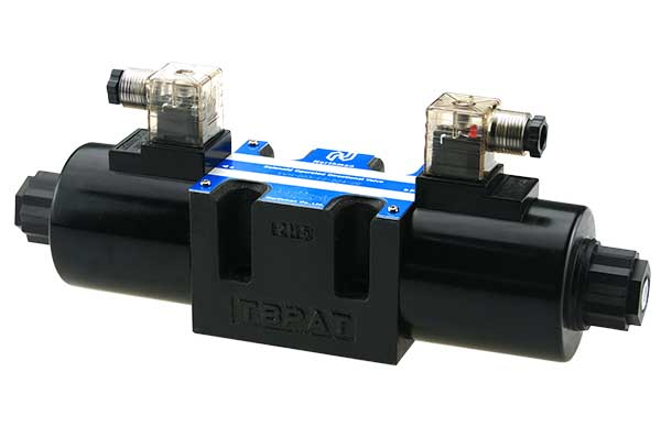Solenoid Operated Directional Valve (SWH-G03)